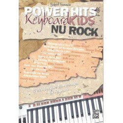 Nu Rock : für Keyboard (Gesang/Gitarre) Power Hits for Keyboard Kids