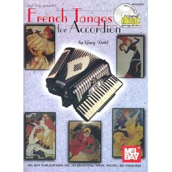 French Tangos (+CD) : For Accordion
