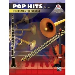Pop Hits (+CD) : for trumpet