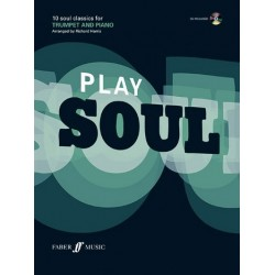 Play Soul (+CD) : for trumpet and piano