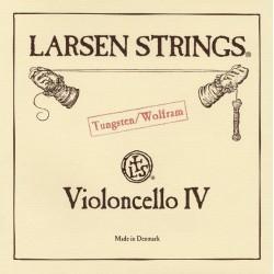 Larsen Cellosaite IV C 4/4 (Wolfram) - mittel
