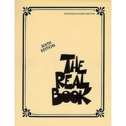 The Real Book in C: European Pocket edition (Din A5) Sixth Edition