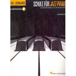 Davis, Mark: Schule f├╝r Jazz-Piano (+Online Audio Access) (dt)