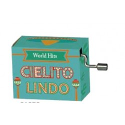 "Spieluhr World hits: ""Cielito Lindo"""