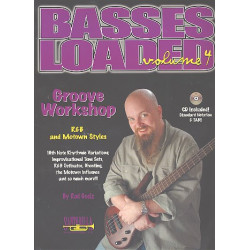 Goelz, Rod: Basses Loaded vol.4 (+CD) : Groove Workshop