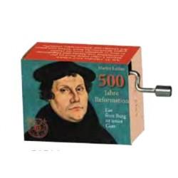 Spieluhr Martin Luther - Ein feste Burg ist unser Gott