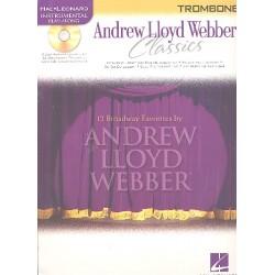 Lloyd Webber, Andrew: Andrew Lloyd Webber Classics (+CD) : for trombone