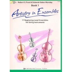 Artistry in Ensembles vol.1 : for string ensemble cello