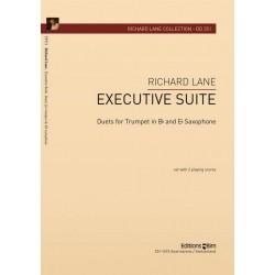 Lane, Richard: Executive Suite : for trumpet and alto saxophone 2 scores