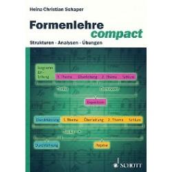 Schaper, Heinz-Christian: Formenlehre compact Strukturen, Analysen, Übungen