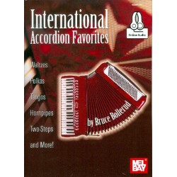 International Accordion Favorites