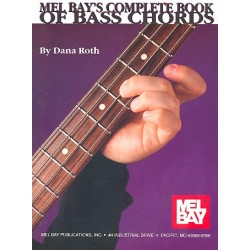 Roth, Dana: Complete Book of Bass Chords
