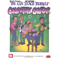 You can teach Yourself Country Guitar (+DVD-Video)