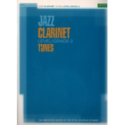 Jazz Clarinet Tunes Grade 2 (+CD) : for clarinet and piano