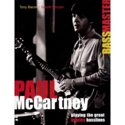 Bacon, Tony: Paul McCartney Bass-Master : for bass