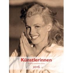 Kalender Künstlerinnen 2016 Wochenkalender 24x32cm