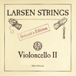Larsen SOLOIST Cellosaite II D 4/4 (Chrom) - weich