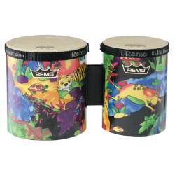 Remo Kid´s Percussion Bongo KD-5400-01