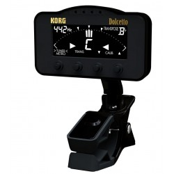 KORG AW-3 Dolcetto-V Clip-On Tuner und Metronom