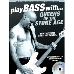 Play Bass with Queens of the Stone Age (+CD) : for bass/tab