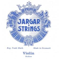 Jargar Violinsaite E 4/4 (Stahl/Kugel) - mittel