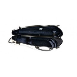 BAM 2000XLB Violinetui Hightech Slim navy blue