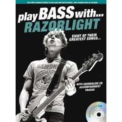 Play Bass with Razorlight (+CD) : for vocal/bass/tab