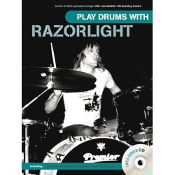 Play Drums with Razorlight (+CD) : for vocal/drums