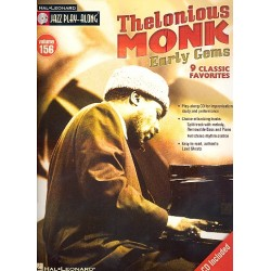 Monk, Thelonious Sphere: Thelonious Monk - Early Gems (+CD) : for Bb, Eb, C and bass clef instruments