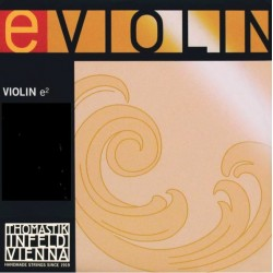 Thomastik Sonderprogramm Violinsaite E 4/4 (Kugel/Chrom) - mittel