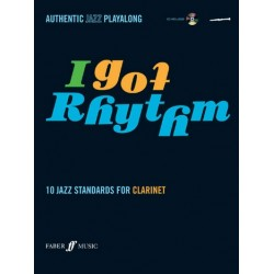 I got Rhythm (+CD) : for clarinet