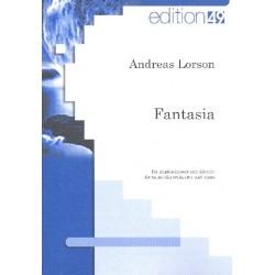 Lorson, Andreas: Fantasie : f├╝r Zupforchester und Klavier Partitur
