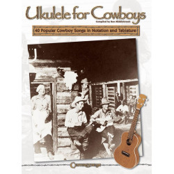 Middlebrook, Ron: Ukulele for Cowboys: for ukulele/tab