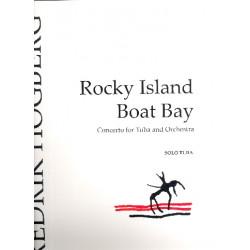 Hogberg, Fredrik: Rocky Island Boat Bay : for tuba and orchestra tuba solo