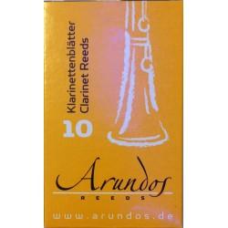 ARUNDOS Bohème Bb-Klarinette 3+