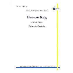 Szykulla, Christophe: Breeze Rag : f├╝r Fl├Âte und Klavier