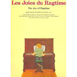 Les joies du ragtime : pour piano