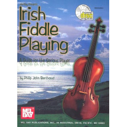 Berthoud, Philip John: Irish Fiddle Playing (+CD)
