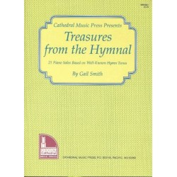 Treasures from the Hymnal : for piano