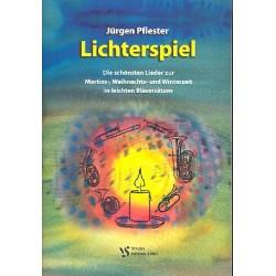 Lichterspiel : für 4-6 Blechbläser (Ensemble) Spielpartitur