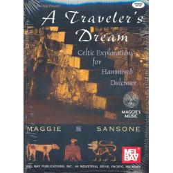 A Traveler's Dream (+CD) for hammered dulcimer