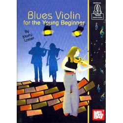 Laster, Marty: Blues Violin for the young Beginner (+Online Audio) :