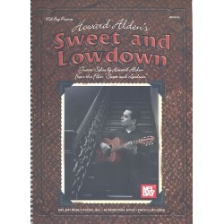 Sweet and Lowdown : for guitar/tab
