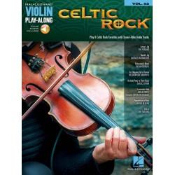Violin Play-along vol.52 (++ Audio access) : Celtic Rock
