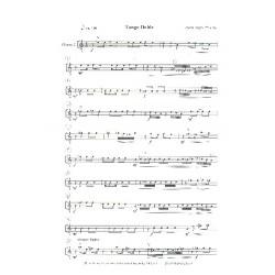 Jäger, Harry: Tango Doble : für Violine und Gitarren-Ensemble Gitarre 2