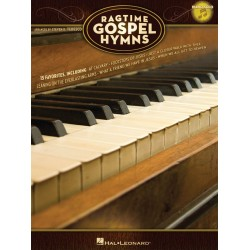 Ragtime Gospel Hymns: for piano solo