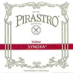 Pirastro Synoxa Violinsaite G 1/2-3/4 (Kunststoff/Silber) - mittel