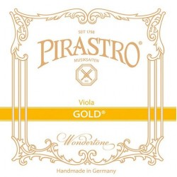 Pirastro Gold Violasaite C (Darm/Silber) - mittel