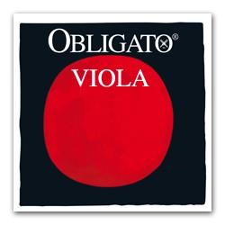 Pirastro Obligato Violasaite G (Silber) - weich