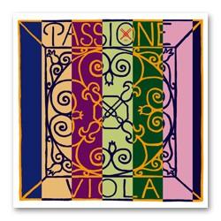 Pirastro Passione Violasaite D (Darm/Silber) - weich (13 3/4)
